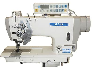 Pespontadeira 2 agulhas Alpha LH-58750D