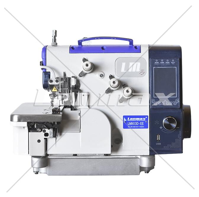 Overloque Eletrônica Lanmax LM-903D-EE