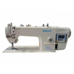 Máquina de Costura Reta Eletrônica Direct Drive Sansei SA-G9100-NTFB