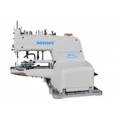 Máquina de Costura Botoneira Sansei SA-T1577