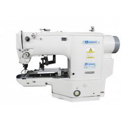 Máquina de Costura Botoneira Eletrônica Sansei SA-438