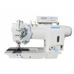 Máquina de Costura Pespontadeira Eletrônica B.Alternada Sansei SA-8750D