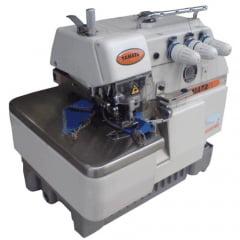 Overloque Industrial com embutidor de corrente (BK) Yamata FY33-04
