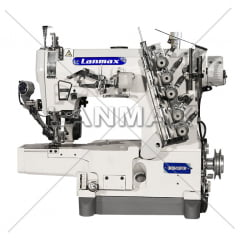 Galoneira Cilíndrica Eletrônica  Lanmax LM-42500-01CBPUTRP