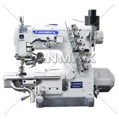 Galoneira Eletro Pneumática com Refilador Motor Direct Drive Lanmax LM-41500-01-CB-DPLEH