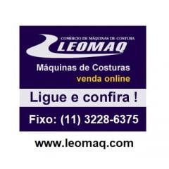 Galoneira Flatseaming Eletrônica com Direct Drive Lanmax LM-41500-01-CB-DPLEH