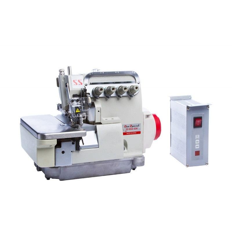 Industrial Interloque com Motor Direct Drive Sun Special SS-800A-5DW