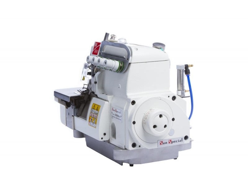 Interloque com Motor Direct Drive Sun Special SS-800A-5M