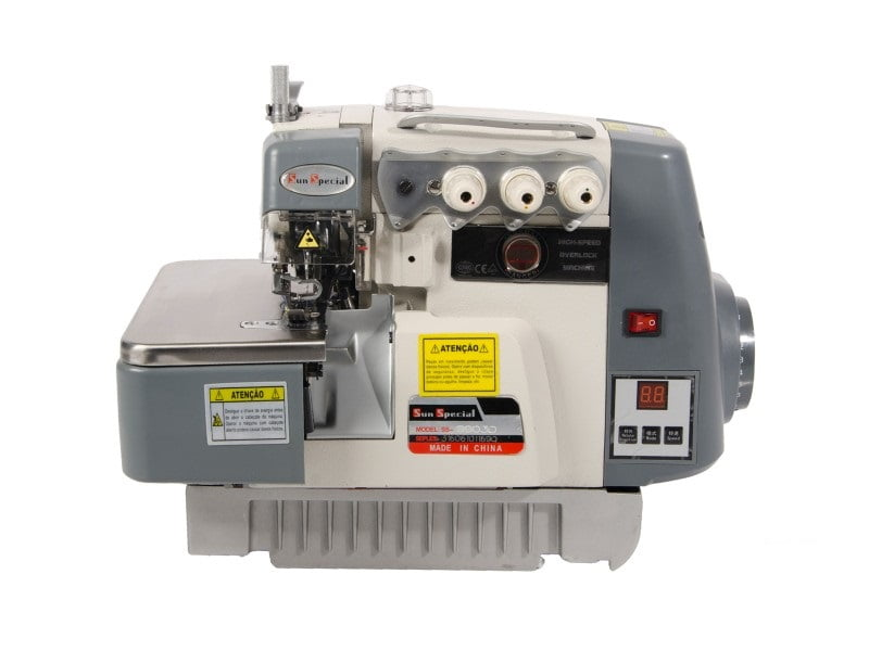 Overloque 3 Fios com motor Direct Drive  Sun Special SS-9903-D