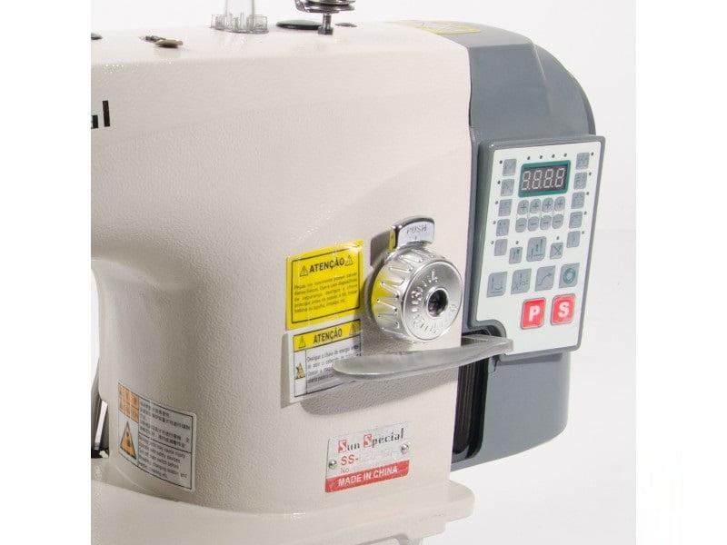 Reta Eletrônica com motor Direct Drive SUN SPECIAL SS-8250-4-DQ